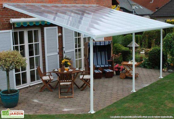 Votre pergola aluminium Aurore 6 x 4 m de chez Chalet et Jardin est idéale pour profiter de votre jardin ou votre terrasse. Votre pergola est livrée avec ses 3 poteaux de 2 m chacun ajustables, vous permettant de régler la hauteur côté mur de 2,60 ... (suite)