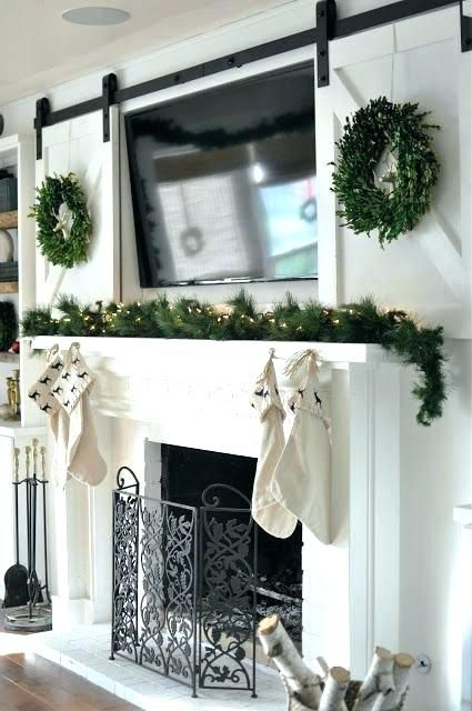 60 best TV above fireplace ideas images on Pinterest | Home ideas ...