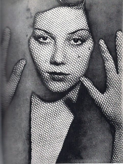 Gorgeous and timeless art! #vevelicious The Veil -1930 by Man Ray