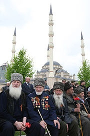 Chechnya - Wikipedia, the free encyclopedia