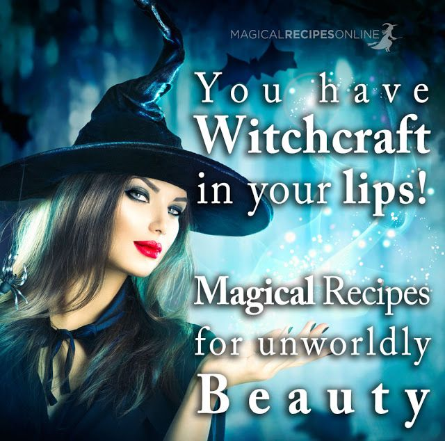 Beauty The Witch's Way  7 Magical Recipes to Unleash the Beauty Within