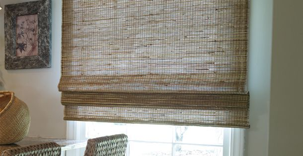 1000 images about wonderfull window treatments in woven for Smith and noble natural woven shades