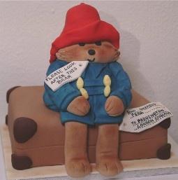 Cake Art Paddington : 174 best images about Edible Books on Pinterest Dr ...