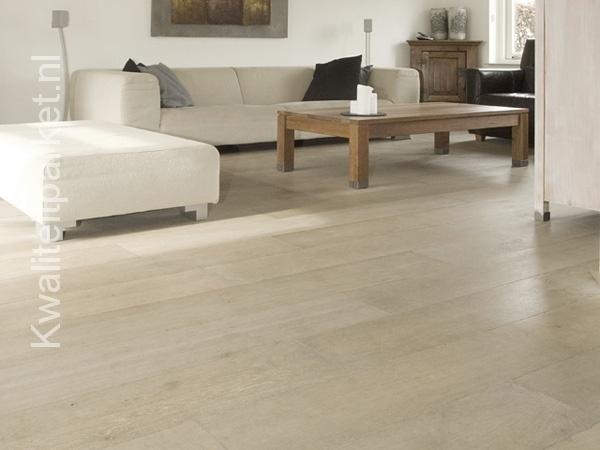 Restpartij hout vloerbedekking 75m2 Eiken Select/Rustiek A 18cm