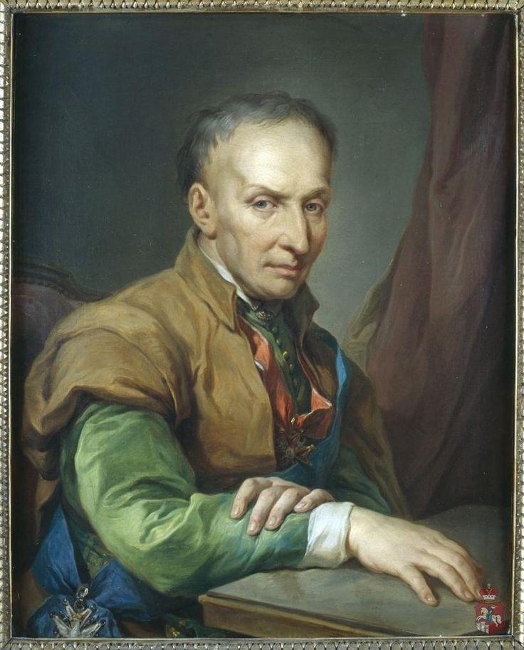 Marcello Bacciarelli, Portret Walentego Sobolewskiego, początek XIX w.