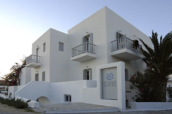 Kapetan Tasos Suites Milos - Jacoline Small Hotels in Greece