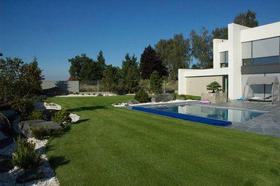realizace moderní zahrady - Hledat Googlem