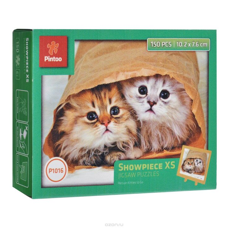 Персидские котята. Пазл, 150 элементов