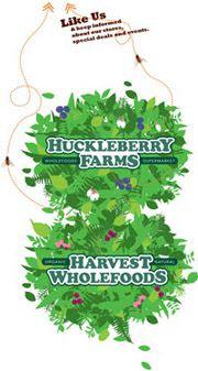 Huckleberry Farms Wholefoods Supermarket