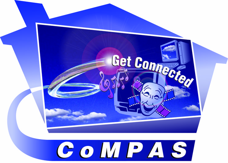 Morganton, NC CoMPAS Cable and Internet service logo