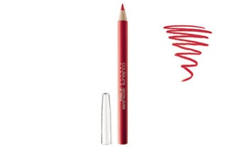 For the perfect red lip that last the whole evening, use Yves Rocher 's Lip Pencil. The Lip Pencil is one of the key products in Flirty Glamour!