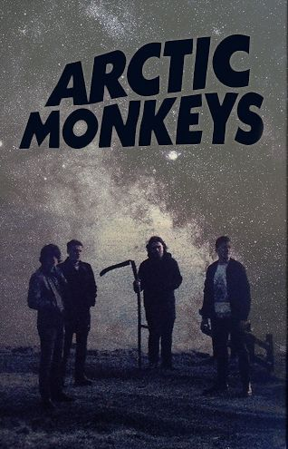 Arctic Monkeys THEY'RE COMING ON MY BIRTHDAY