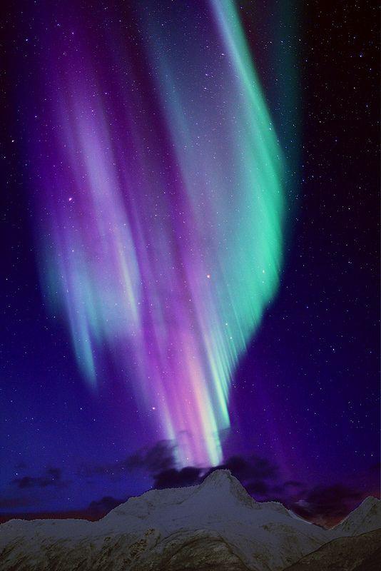 Aurora Borealis Skiboten by Amy Kelsall**