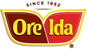 Ore Ida Cheesy Potatoes - no sour cream on hand, so substituted with extra homemade cr of chick soup. DELICIOUS!