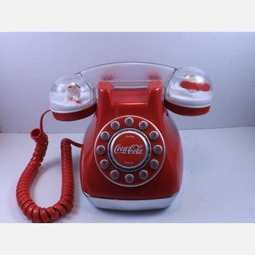 Coca-Cola Push Button Phone now featured on Fab.