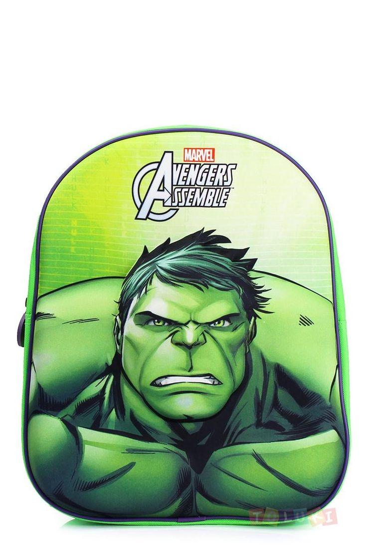 C'est moi le Super Héros de la cours de récré !!! Avec mon sac à dos Hulk Avengers 3D https://www.toluki.com/prod.php?id=1294 #Toluki  rentrée scolaire, fourniture et vetement D'autres modèles sont disponibles dans notre boutique en ligne