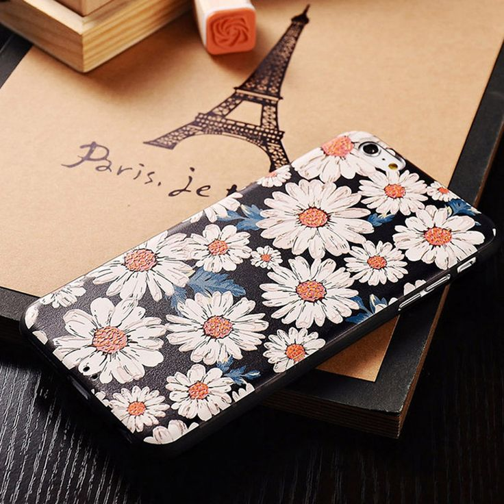 Beautiful Flowers Transmission tower animal Cartoon TPU soft case for Apple iphone 6 6S Plus 4.7 5.5 inch back cover for iphone