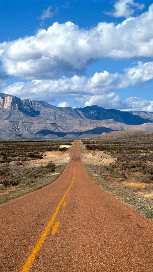 Lonesome Highway, Guadalupe Mountains, Texas - we gather with good friends every year near here, looking forward to it again this year.