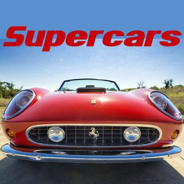 The No.1 Site For Everything Supercar