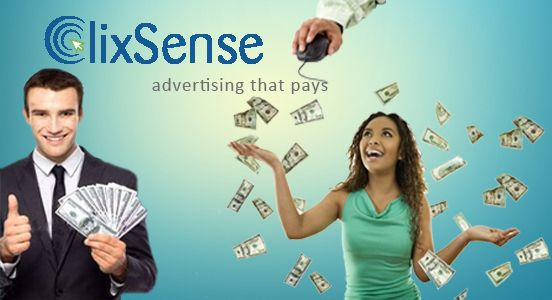 ClixSense is an industry proven method that allows website publishers of every size or budget to direct targeted and unique traffic to their website. http://www.clixsense.com/?9736188