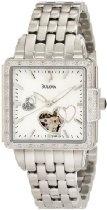 Bulova Women's 96R155 Diamond Mechanical Watch