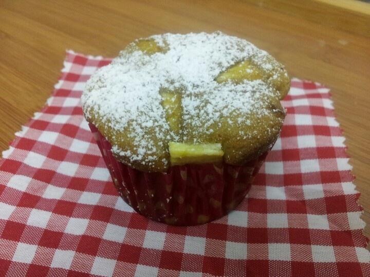Apple & caramel.muffin by pastissetcake