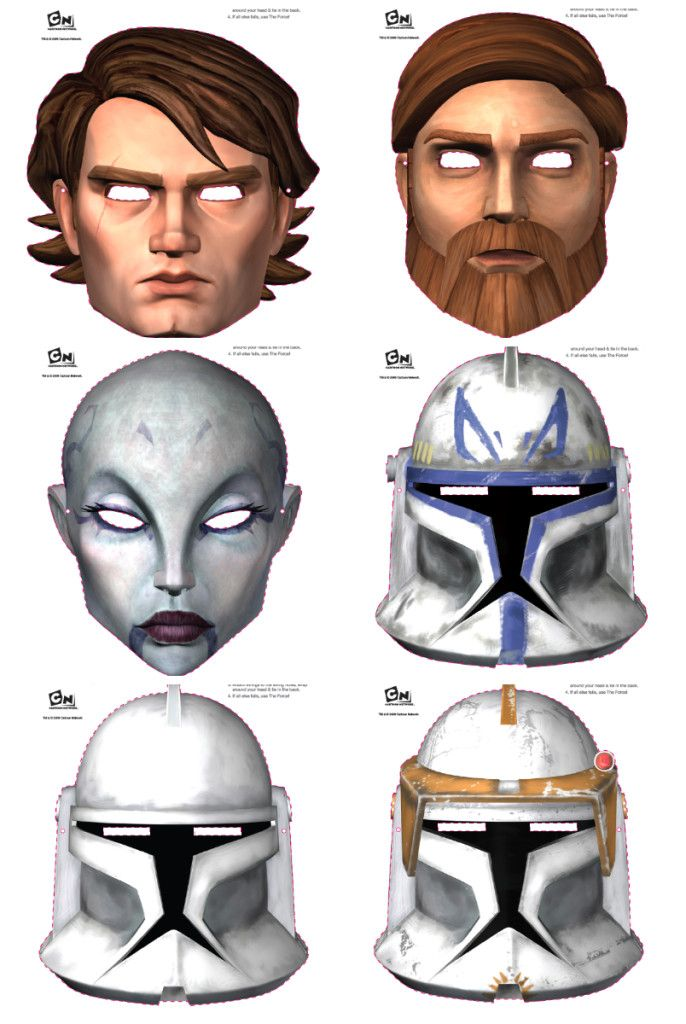 Star_Wars_Masken