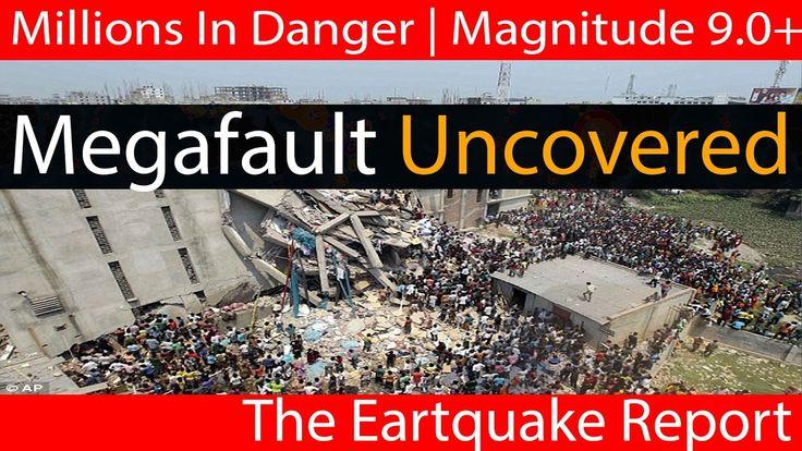 A Hidden Megafault Could Trigger Cataclysmic 9.0 + Megaquake! | Banglade...