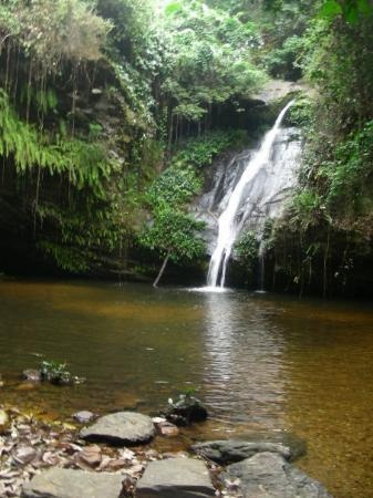 Always Chasing Waterfalls.  Togo West Africa.
