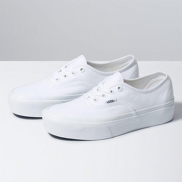 scarpe vans bianche