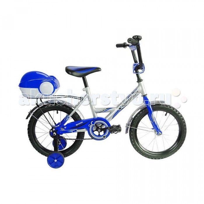 """Велосипед двухколесный R-Toys Мультшка Френди 16""""  Велосипед двухколесный R-Toys Мультшка Френди 16"""" отличаетс неповторимым дизайном и высокотехнологичной покраской рамы.   Особенности: Дизайн в точности повторет классическу модель советских времен, но выполненный по самым современным технологим.  Все продумано до мелочей: удобна заниженна рама, позволща ребенку легко садитьс и спрыгивать с велосипеда.  Удобное сиденье.  Эргономика - 10 баллов.  Все модели сделаны специально дл российских…"""