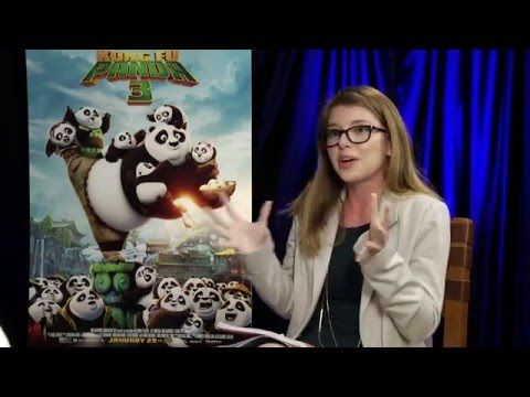 Kung Fu Panda 3 Interviews conducted by KIDS FIRST! Film Critic Michelle C. #KungFuPanda3