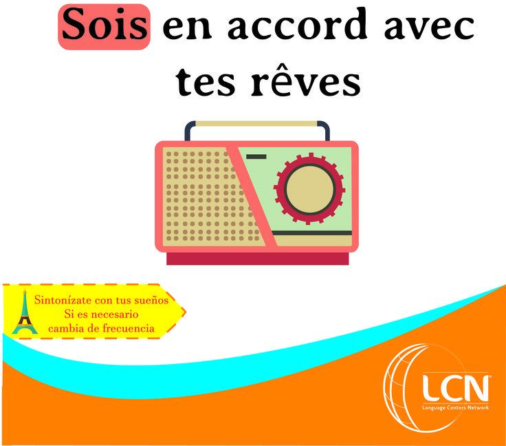 Buenos días. Hoy sintonízate con LCN Idiomas Frases motivacionales #aprendefrances #traducciones #LCNIDIOMAS