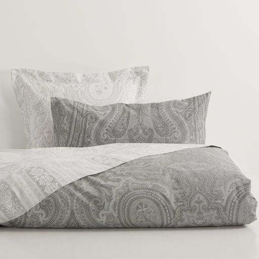 Gray Paisley Bedding Paisley Bedding Bed Linen Design