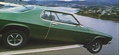 """In 1975 the Tasman Bridge collapsed when the bulk carrier Lake Illawarra collided with one of the pylons.  This picture is from ABC TV """"Can We Help"""" website."""
