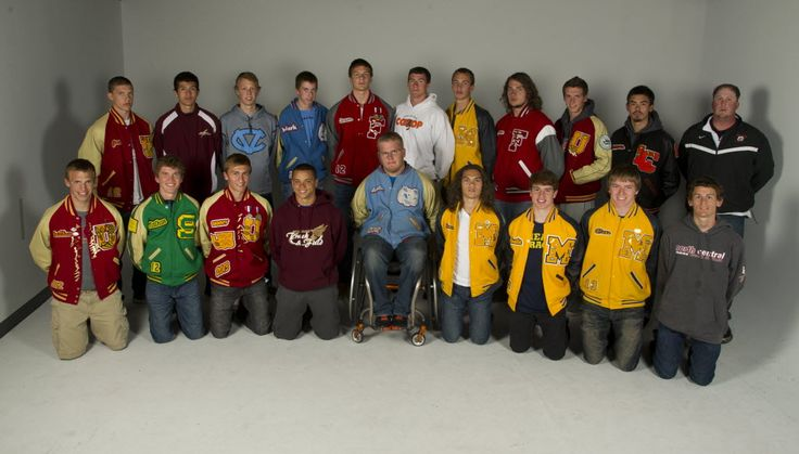 Pictured is the 2012 #GSL first-team for boys #track.  Follow the link (http://www.spokesman.com/galleries/2012/may/31/all-gsl-first-teams-spring-2012/) for pictures from girls track, boys and girls #golf and #tennis, boys #soccer and #baseball, and girls #softball. Photo by Colin Mulvany, The Spokesman-Review. #preps #sports #spokane