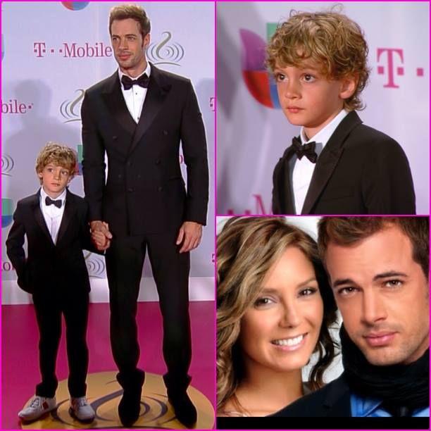 A quien se parece mas el hijo de William Levy y Elizabeth Gutierrez?