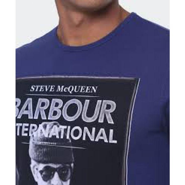john-andy.com | Barbour T-Shirt