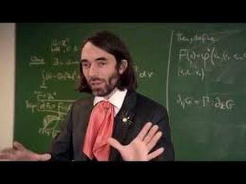Cedric Villani - Histoire des mathématiques dans l'humanité - conférence...