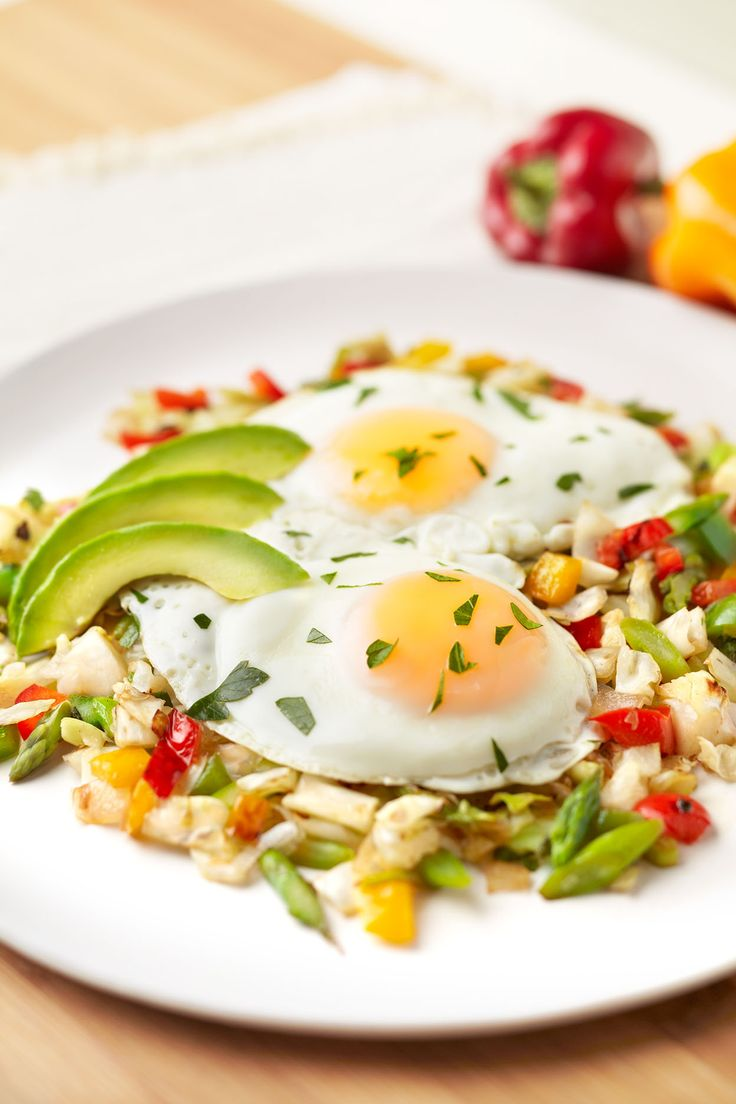 This Vegetable Hash Fried Eggs Recipe is completely appropriate for Dr. Mark Hyman's 10 Day Detox Diet. You can make the hash a few days ahead.