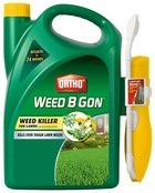 Kills Weeds, Not Lawns™  Results in 24 hours  Kills the root  Kills dandelions, clover and other broadleaf weeds    Watch how to protect your lawn from weeds with Weed-B-Gon