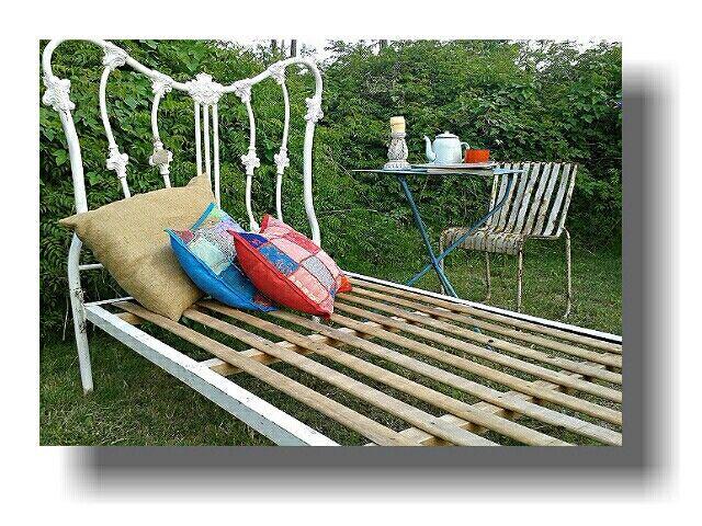 M s de 1000 ideas sobre camas de hierro antiguas en - Camas antiguas de hierro ...