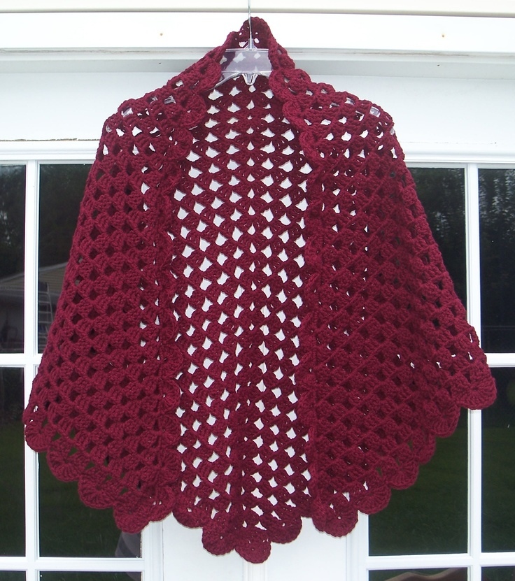 58 best Crochet Prayer Shawls images on Pinterest | Crochet shawl ...