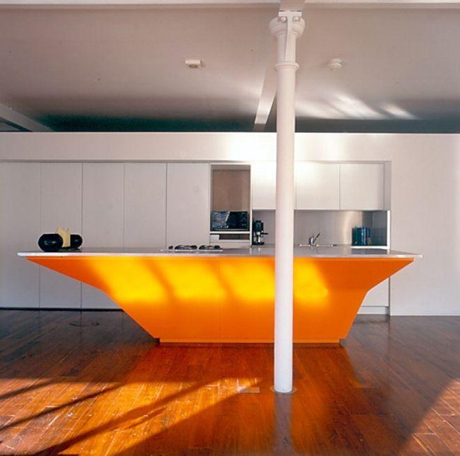 Orange Kitchen Colors 20 Modern Kitchen Design And Decorating Ideas: Best 25+ Orange Kitchen Walls Ideas On Pinterest