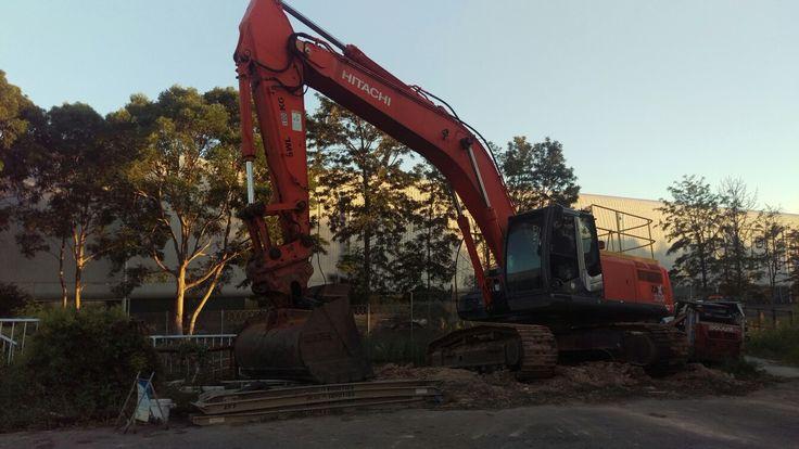 Excavator SWL 1000kg