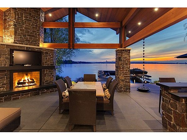 Seattle House on Lake Washington