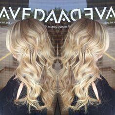 #hair #blonde