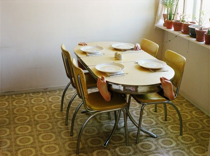 Lee Materazzi' s art photography has something of intriguing and special.