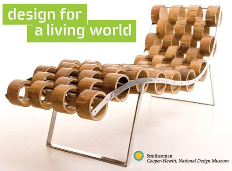 Beautiful 10 Awe Inspiring, Sustainable Designs For A Living World: Showing Now At  Cooper Hewitt (Slideshow)