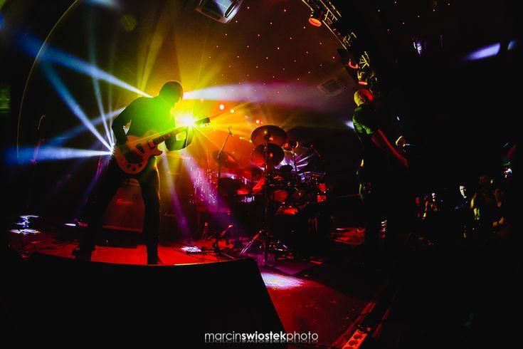 Mord'A'Stigmata Metal band performing live.